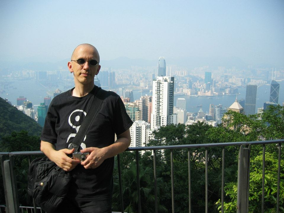 13 Andreas in Hong Kong