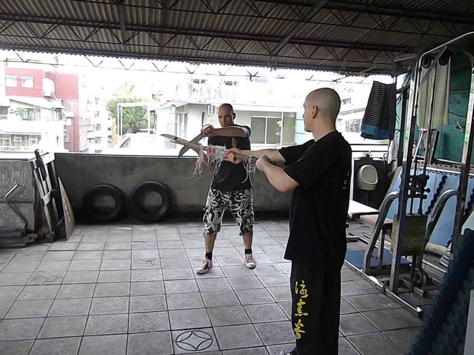 Bat Cham Dao Training 01