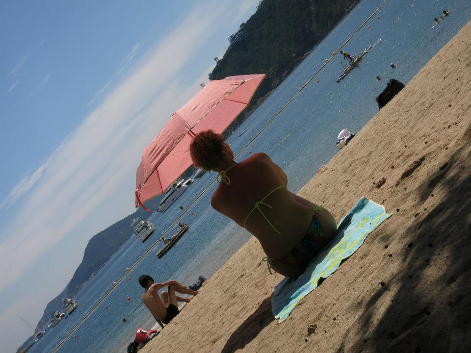 Hong Kong Beach